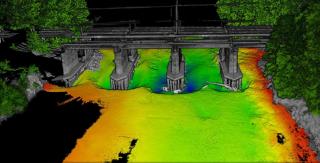 LIDAR scan reveals the risk
