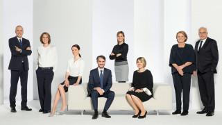 The Liebherr family shareholders