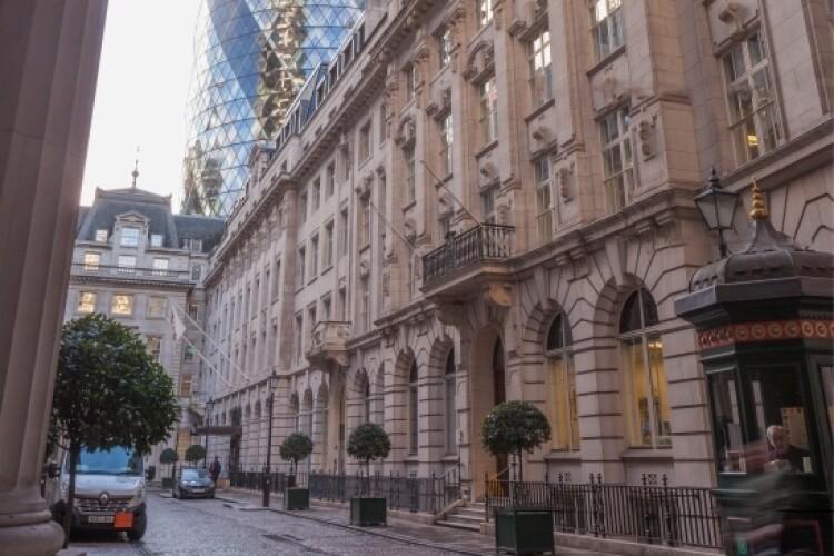 3 St Helen's Place, London EC3