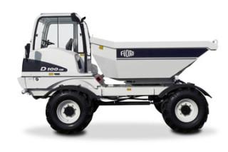 The 10-tonne Fiori D4100