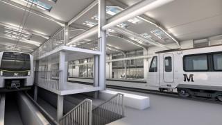 CGI of inside the depot
