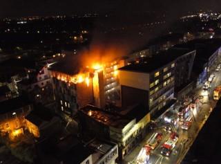 Tackling the blaze