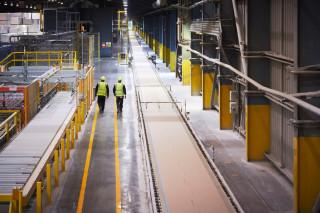 Etex's Bristol plant