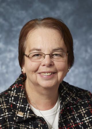Councillor Trish Roberston