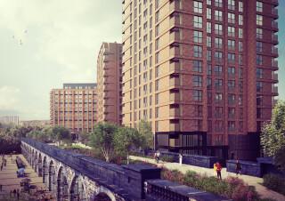 Image of Monk Bridge courtesy of CJCT Architects