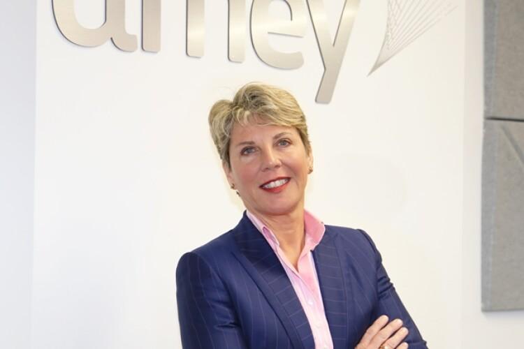 Chief executive Amanda Fisher