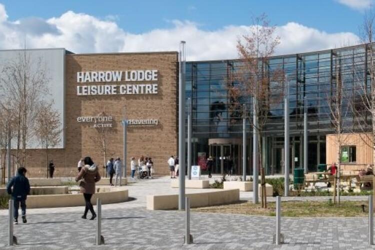 Harrow Lodge Leisure Centre, built by Metnor Construction